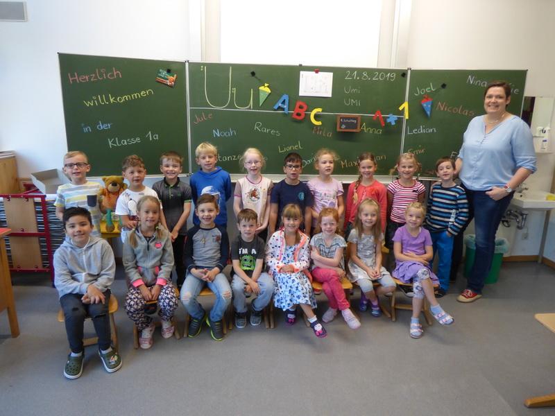 Meyerhofschule Bramsche Kl. 1a