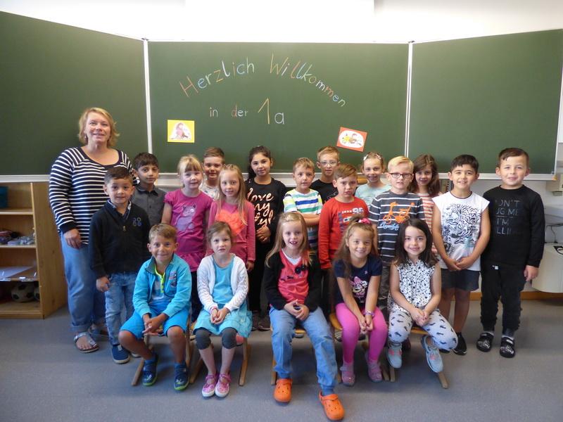 Meyerhofschule Bramsche Klasse 1a