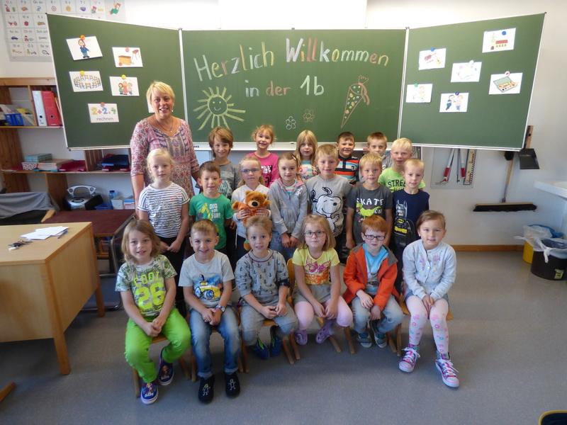 Meyerhofschule Bramsche Klasse 1b